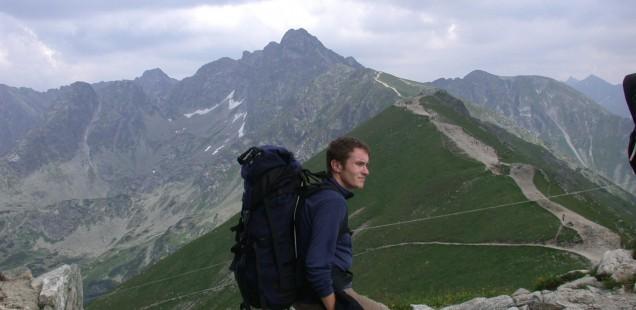 The Long Walk Across Europe